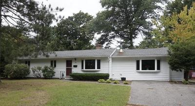 Framingham Single Family Home For Sale: 39 Fairbrook Rd