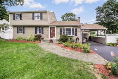Burlington Single Family Home Contingent: 20 Fernglade Road