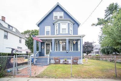 Malden Single Family Home For Sale: 79 Boylston St