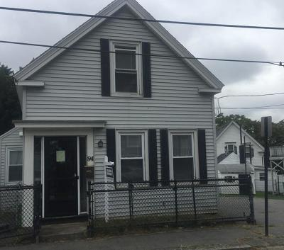 Lowell Single Family Home For Sale: 84 S Highland St