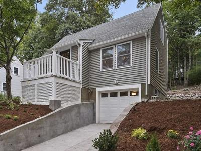 Boston Single Family Home Contingent: 592 Poplar St
