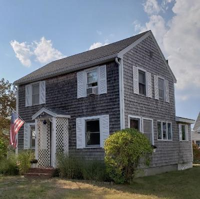 Marshfield Single Family Home For Sale: 4 Mallard Road