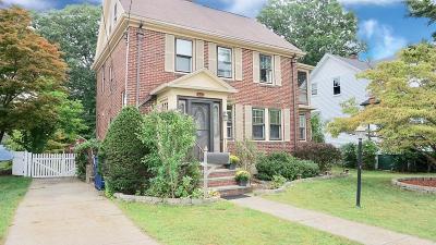 Boston Single Family Home For Sale: 671 Lagrange