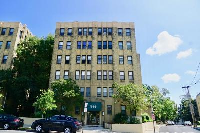 Condo/Townhouse Under Agreement: 1666 Commonwealth Avenue #64