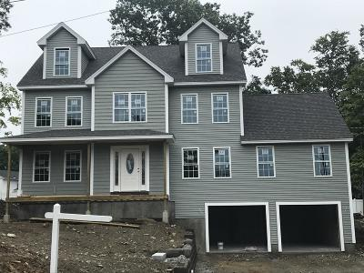 Methuen, Lowell, Haverhill Single Family Home For Sale: 48 Nevins Road