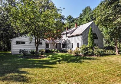 Duxbury Single Family Home Under Agreement: 460 Elm St