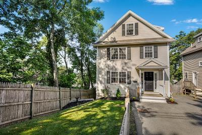 Waltham Single Family Home Contingent: 121 Marivista Avenue