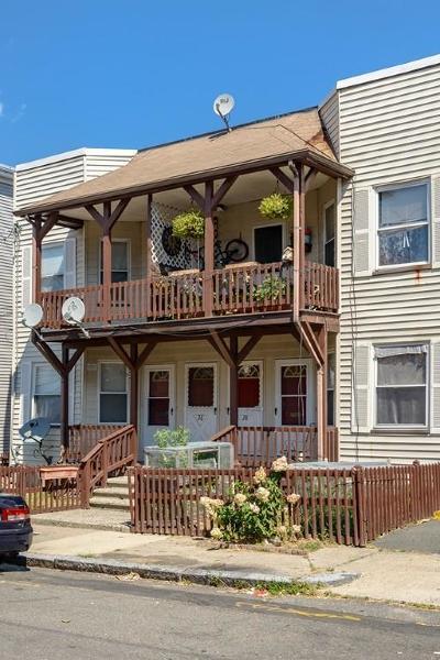 Malden Multi Family Home For Sale: 34-40 Wyeth St