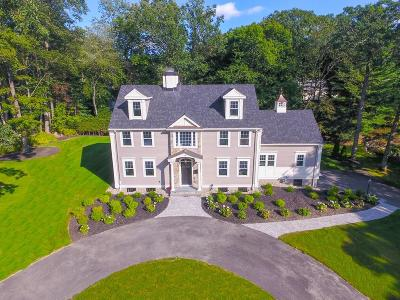 Wellesley Single Family Home For Sale: 64 Bristol Rd