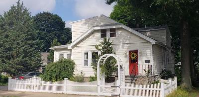 Boston Single Family Home Contingent: 4 Temple Ter