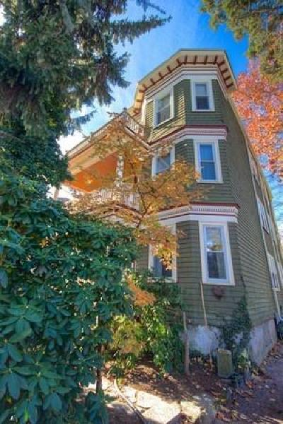 Multi Family Home For Sale: 37 Lee St
