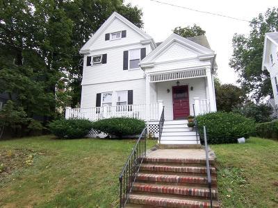 Single Family Home Under Agreement: 50 Bennett Street