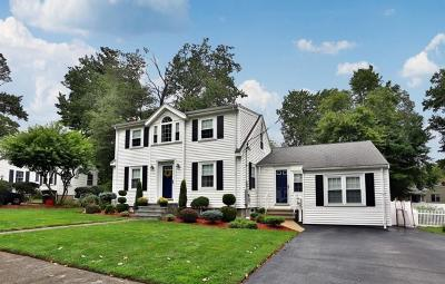 Reading MA Single Family Home Contingent: $649,900