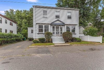 Medford Single Family Home For Sale: 24 Mystic Street