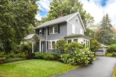Boston Single Family Home For Sale: 11 Linnet Street