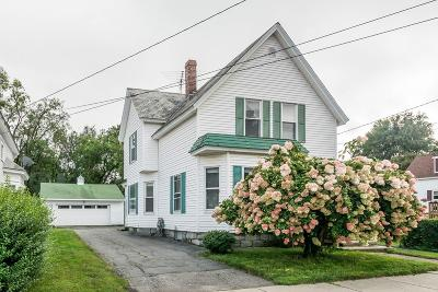 Lowell Single Family Home Contingent: 120 Midland St