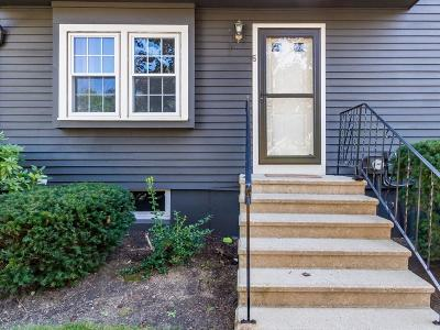 Maynard Condo/Townhouse Under Agreement: 11 Apple Ridge #5