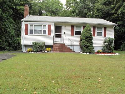 Avon Single Family Home Under Agreement: 10 Everett Street