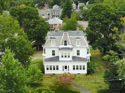 Newton Multi Family Home Under Agreement: 46 Walnut Park