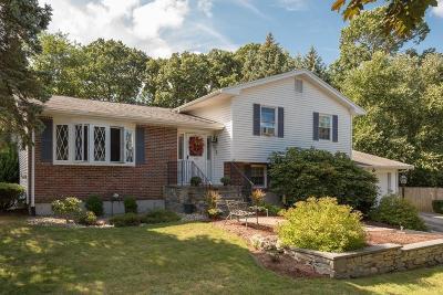 Braintree Single Family Home Contingent: 60 Kensington Street