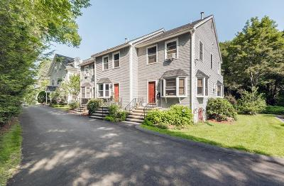 Andover Condo/Townhouse Sold: 55 High #5