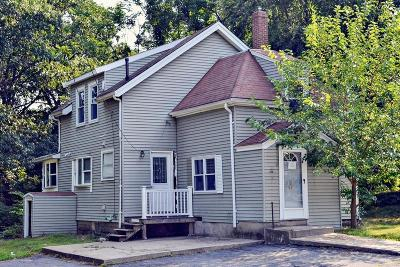 Saugus Single Family Home Under Agreement: 12 Old County Rd