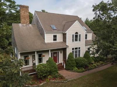 MA-Barnstable County Single Family Home For Sale: 64 N Ockway Rd