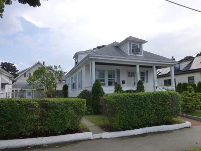 Quincy Single Family Home Contingent: 29 Ellerton Rd