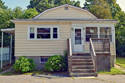 Woburn Single Family Home Under Agreement: 5 Alpena Ave