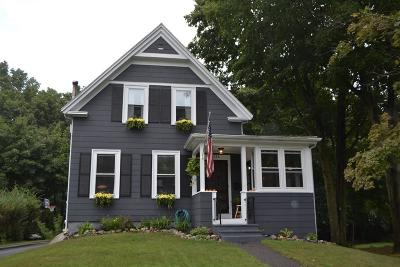 Rockland Single Family Home Contingent: 214 Crescent St