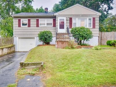 Methuen Single Family Home Under Agreement: 57 Clayton Ave