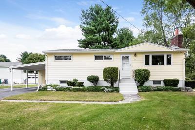 Burlington Single Family Home Under Agreement: 3 Burlington Street