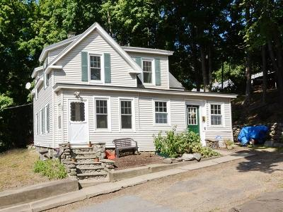 Hudson Single Family Home For Sale: 117 Manning St