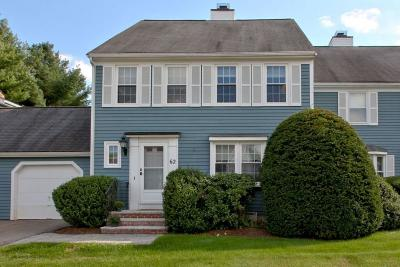 Natick Condo/Townhouse Under Agreement: 62 Fairway Circle #62