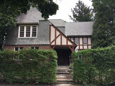 Cambridge Single Family Home Under Agreement: 41 Fresh Pond Ln