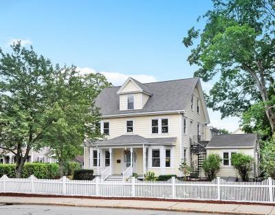 Concord Single Family Home For Sale: 1295 Main Street