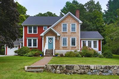 Reading MA Single Family Home For Sale: $759,900