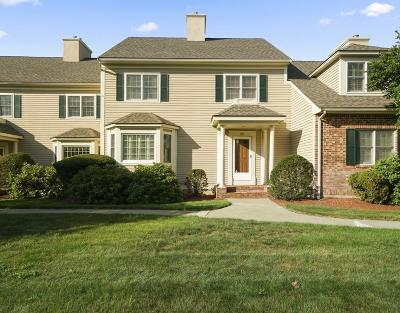 Westborough Condo/Townhouse For Sale: 66 Powder Hill Way #66
