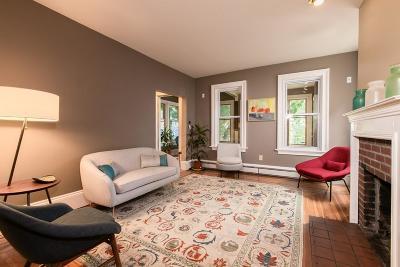 Somerville Single Family Home For Sale: 52 Madison Street