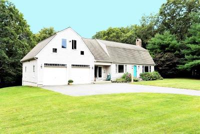 Sandwich Single Family Home For Sale: 49 Snake Pond Rd