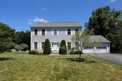 Marlborough Single Family Home Contingent: 447 Elm Street