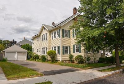 Arlington Condo/Townhouse Sold: 30-32 Foster #1