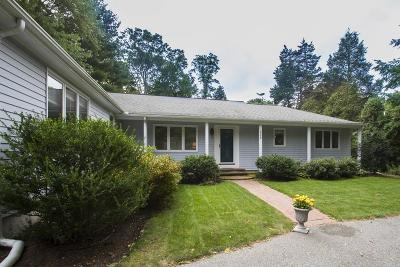 Duxbury Single Family Home Under Agreement: 335 Saint George St