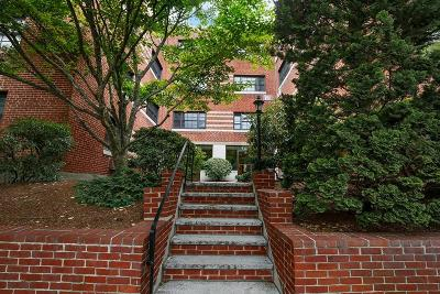 Brookline MA Condo/Townhouse For Sale: $749,900