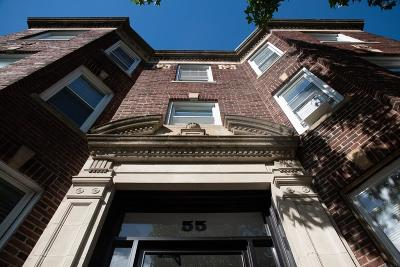 Brookline Condo/Townhouse Contingent: 55 Thatcher St #5