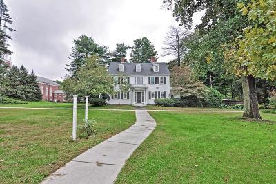 Framingham Single Family Home For Sale: 85 Edgell Road