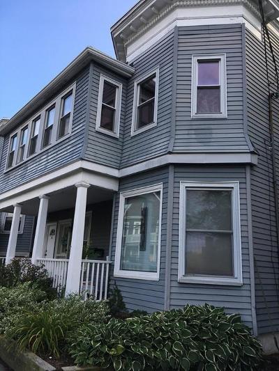 Cambridge Condo/Townhouse Contingent: 53 Sherman St #2