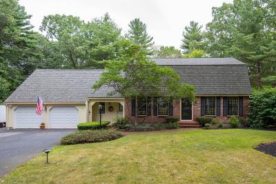 Hingham Single Family Home For Sale: 93 Tower Rd