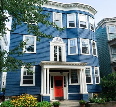 Cambridge Condo/Townhouse Under Agreement: 38 Maple Ave #2