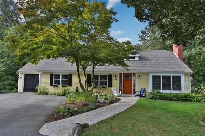 Reading MA Single Family Home Contingent: $759,900